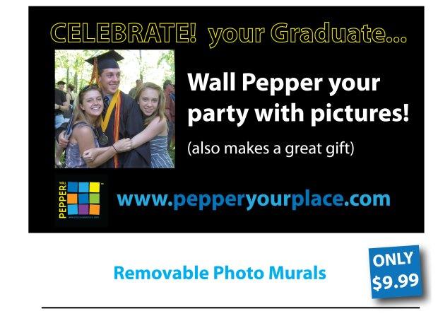 Celebrate your Graduate!
